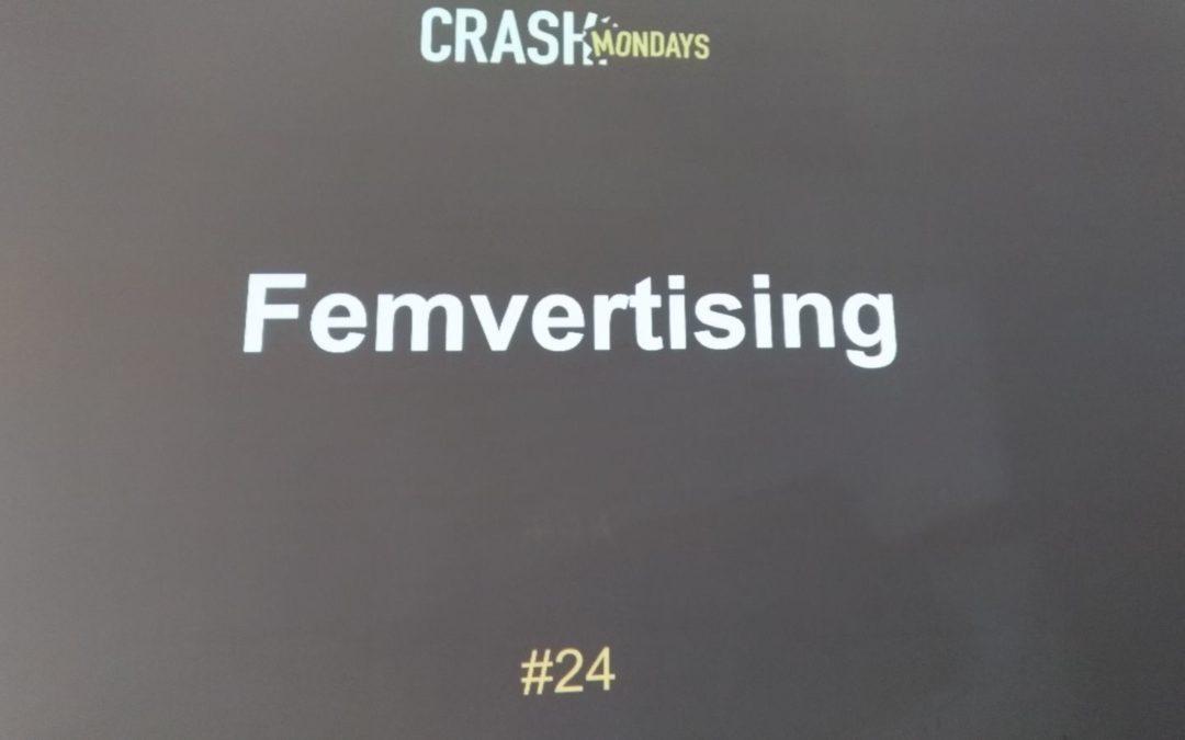 Femvertising – 28 wniosków z CRASH Mondays #24